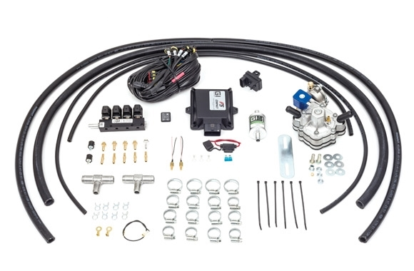 GASITALY SEQUENTIAL LPG KIT F5 COMPACT OBD 4 CYLINDERS